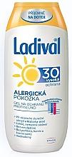Fragrances, Perfumes, Cosmetics Lotion Gel for Sensitive Skin - Ladival SPF30