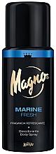 Fragrances, Perfumes, Cosmetics Deodorant - La Toja Magno Fresh Deodorant Spray