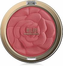 Fragrances, Perfumes, Cosmetics Blush - Milani Rose Powder Blush