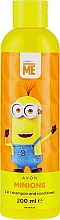 Fragrances, Perfumes, Cosmetics 2-in-1 Kids Conditioning Shampoo - Avon Minions 2in1 Shampoo And Conditioner