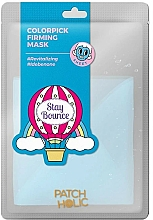 Fragrances, Perfumes, Cosmetics Firming Sheet Mask - Patch Holic Colorpick Firming Mask
