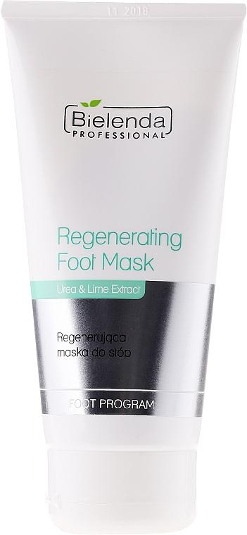 Regenerating Foot Mask - Bielenda Professional Foot Program Regenerating Foot Mask