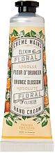 Fragrances, Perfumes, Cosmetics Orange Blossom Hand Cream - Panier Des Sens Orange Blossom Heand Cream