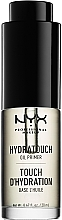 Fragrances, Perfumes, Cosmetics Face Primer with Useful Oils - NYX Professional Makeup Hydra Touch Oil Primer