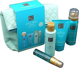 Fragrances, Perfumes, Cosmetics Set - Rituals The Ritual of Karma (b/cr/70ml + sh/g/50ml + shower/oil/75ml + hair/body/mist/20ml)