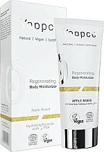 Fragrances, Perfumes, Cosmetics Moisturizing Body Lotion - Yappco Regenerating Body Moisturizer