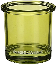 Fragrances, Perfumes, Cosmetics Tealight Votive Holder - Yankee Candle POP Lime Tealight Votive Holder