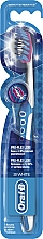Fragrances, Perfumes, Cosmetics Toothbrush, blue - Oral-B Proflex 3D White Luxe 38 Medium