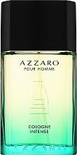 Fragrances, Perfumes, Cosmetics Azzaro Pour Homme Cologne Intense - Eau de Cologne