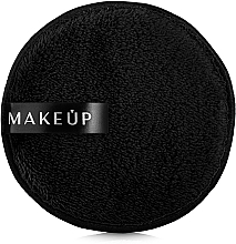 "Fragrances, Perfumes, Cosmetics Cleansing Sponge, black ""My Cookie"" - MakeUp Makeup Cleansing Sponge Black"