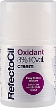 Fragrances, Perfumes, Cosmetics Creamy Oxidant 3% - RefectoCil Oxidant
