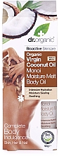 Fragrances, Perfumes, Cosmetics Coconut Body Oil - Dr.Organic Virgin Coconut Oil Moisture Melt Body Oil