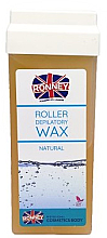 "Fragrances, Perfumes, Cosmetics Depilatory Wax in Cartridge ""Natural"" - Ronney Wax Cartridge Natural"