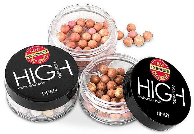 Powder Pearls - Hean HD Multicolour Balls