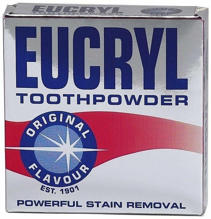 Toothpowder - Eucryl Toothpowder Original