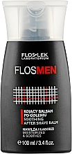 Fragrances, Perfumes, Cosmetics Soothing After Shave Balm - Floslek Flosmen Soothing After Shave Balm