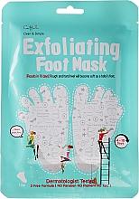 Fragrances, Perfumes, Cosmetics Exfoliating Foot Mask - Cettua Exfoliating Foot Mask