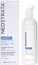 Fragrances, Perfumes, Cosmetics Cleansing Foam - Neostrata Resurface Foaming Glycolic Wash