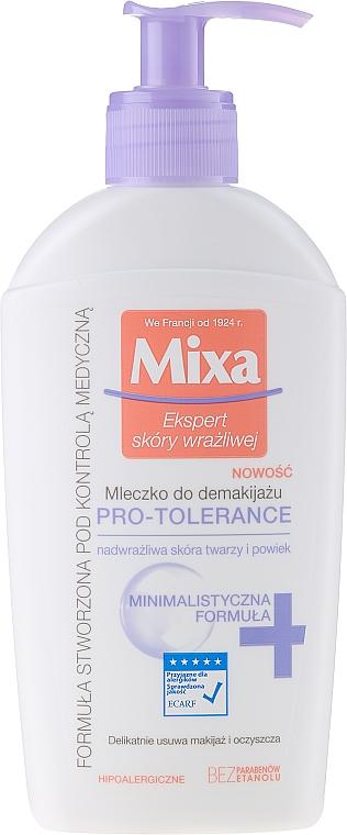 Face Milk - Mixa Pro-Tolerance Cleansing Milk