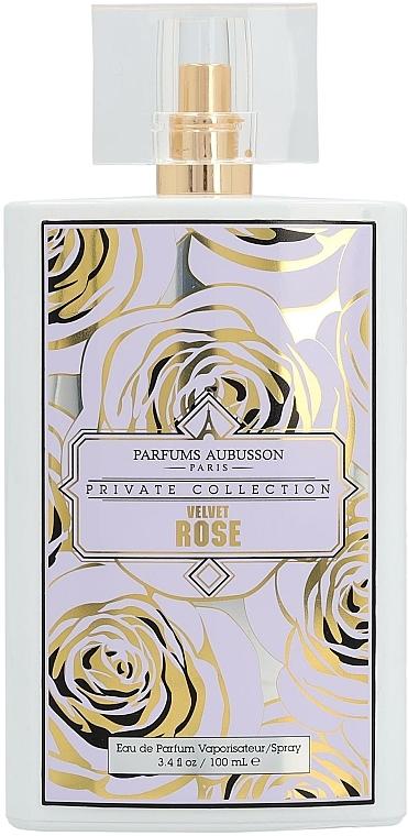Aubusson Velvet Rose - Eau de Parfum — photo N1