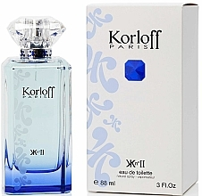 Fragrances, Perfumes, Cosmetics Korloff Paris Kn°II - Eau de Toilette
