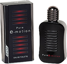 Fragrances, Perfumes, Cosmetics Omerta Pure E-motion - Eau de Toilette