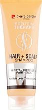 Fragrances, Perfumes, Cosmetics Anti Hair Loss Shampoo - Pierre Cardin Protein Therapy Anti Hair Loss Shampoo