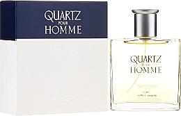Fragrances, Perfumes, Cosmetics Molyneux Quartz Pour Homme - Eau de Toilette