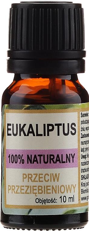 Natural Eucalyptus Oil - Biomika Eukaliptus Oil
