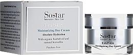 Fragrances, Perfumes, Cosmetics Moisturizing Face Cream - Sostar EstelSkin Moisturizing Day Cream