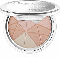 Fragrances, Perfumes, Cosmetics Face Shimmer - Lirene Shiny Touch Mineral Shimmer