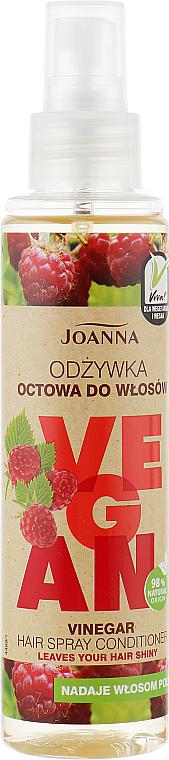 "Conditioner Spray ""Raspberry Vinegar"" - Joanna Vegan Vinegar Hair Spray Conditioner"
