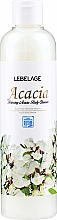 Fragrances, Perfumes, Cosmetics Shower Gel - Lebelage Relaxing Acacia Body Cleanser