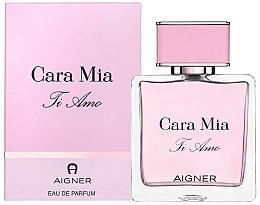 Fragrances, Perfumes, Cosmetics Etienne Aigner Cara Mia Ti Amo - Eau de Parfum