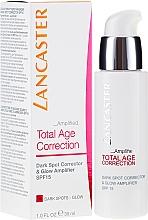 Fragrances, Perfumes, Cosmetics Facial Corrector - Lancaster Total Age Correction Amplified Dark Spot Corrector
