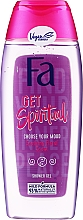 "Fragrances, Perfumes, Cosmetics Shower Gel ""Get Spiritual"" woth Floral Scent - Fa Get Spiritual Shower Gel"
