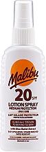 Fragrances, Perfumes, Cosmetics Body Lotion-Spray - Malibu Lotion Spray SPF20