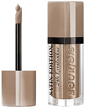 Fragrances, Perfumes, Cosmetics Liquid Eyeshadow - Bourjois Satin Edition 24H Eyeshadow