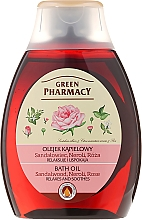 "Fragrances, Perfumes, Cosmetics Bath & Shower Oil ""Sandalwood, Neroli, & Rose"" - Green Pharmacy"