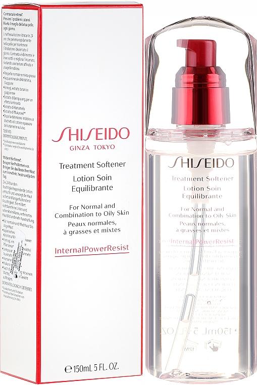 Treatment Softener for Normal and Combination Skin - Shiseido Treatment Softener