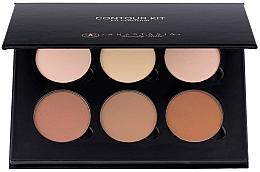 Fragrances, Perfumes, Cosmetics Contour Palette - Anastasia Beverly Hills Powder Contour Kit