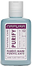 Fragrances, Perfumes, Cosmetics Cleansing Hand Fluid - Napura Purify Hand Fluid Purifying