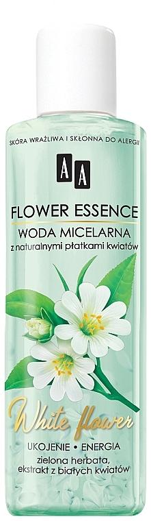 "Micellar Water ""White Flowers"" - AA Flower Essence Micellar Water"