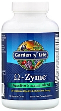 Fragrances, Perfumes, Cosmetics Digestive Enzymes, capsules - Garden of Life Omega-Zyme