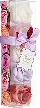 "Fragrances, Perfumes, Cosmetics Bath Confetti ""Vanilla"", 5 pcs - Spa Moments Bath Confetti Vanilla"