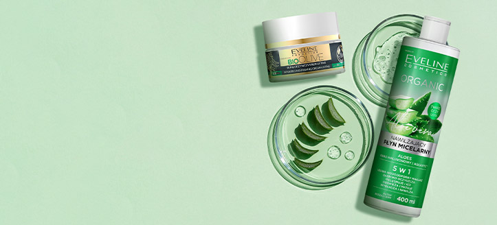 Discounts on Eveline Cosmetics face care products. Prices on the site already include a discount