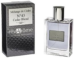 Fragrances, Perfumes, Cosmetics Revarome Private Collection No.43 Cedar Blend - Eau de Toilette