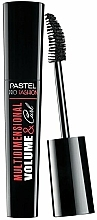Fragrances, Perfumes, Cosmetics Eyelash Mascara - Pastel Profashion Multidimensional Volume & Curl Mascara
