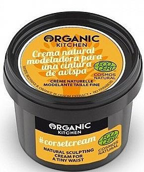 "Waist Modeling Body Cream ""Cream-Corset"" - Organic Shop Organic Kitchen Corsetcream"