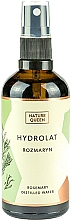 "Fragrances, Perfumes, Cosmetics Hydrolat ""Rosemary"" - Nature Queen Hydrolat"